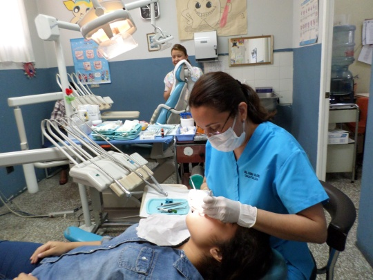 La odontología es parte importante de la salud