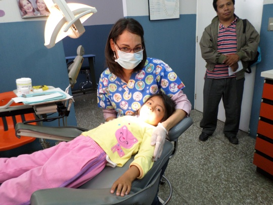 La ortodoncia es una especialidad que también se presta