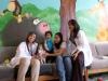 esta nueva terapia inicia con sonrisas, de pacientes, padres y nuestro equipo