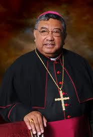 Monseñor Oscar Julio Morales Vian, nuestro Arzobispo