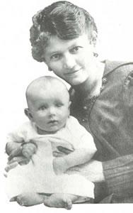 Su Santidad Juan Pablo II, de niño