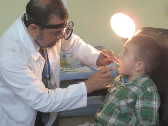 Clínica de Otorrinolaringología