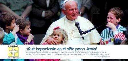 Que importante es un niño para Jesus