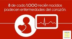 La Dra. Cetina nos informa sobre las enfermedades del corazón más comunes en los niños.