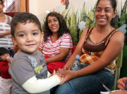 Testimonios de la confianza que el Hospital Materno Infantil ha mantenido por generaciones