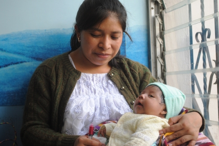 conociendo sobre la vista de los bebés